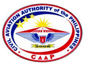 Civil Aviation Authority of the Philippines (CAAP) Logo